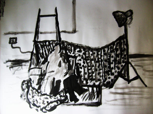 COFA Life Drawing 4 by ARTmonkey90