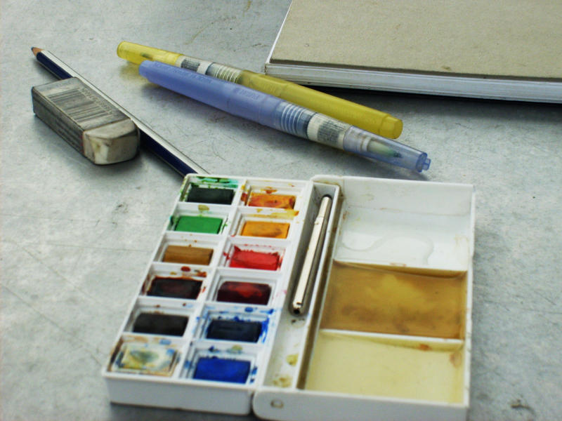 Artist Kit by ARTmonkey90