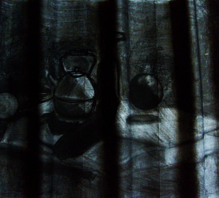 Dark Life Charcoal by ARTmonkey90