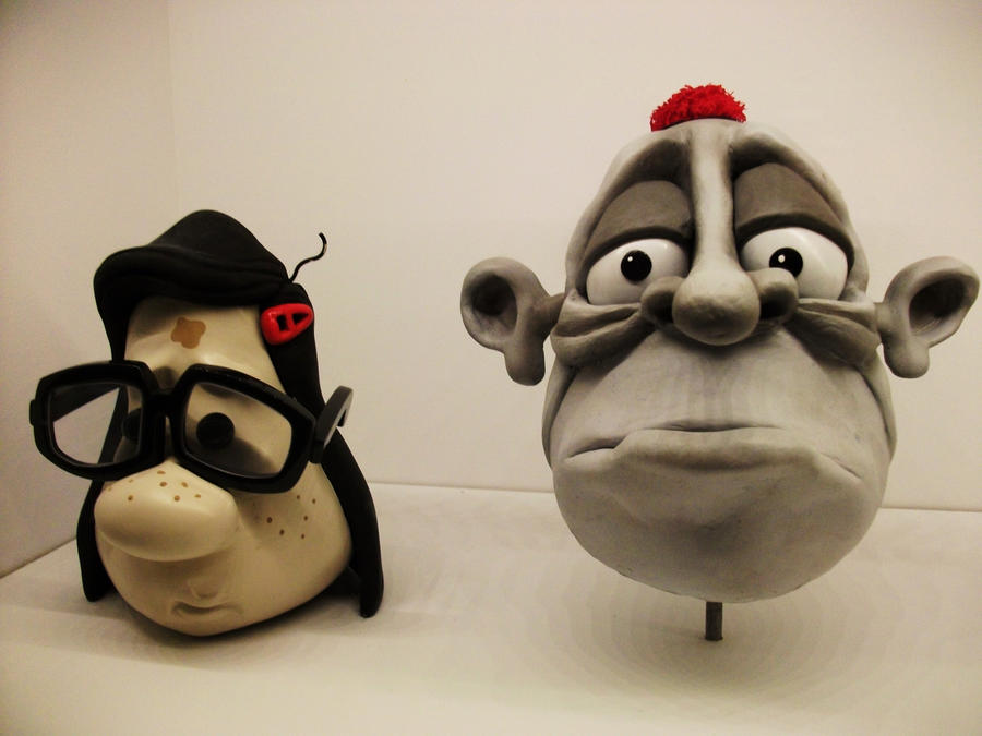 Mary and Max 4 by ARTmonkey90