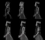 DigitalArtTutorial/Steps Queen Joan Of Navarre by My-Sin-Is-You