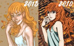 2018 VS 2010 by My-Sin-Is-You
