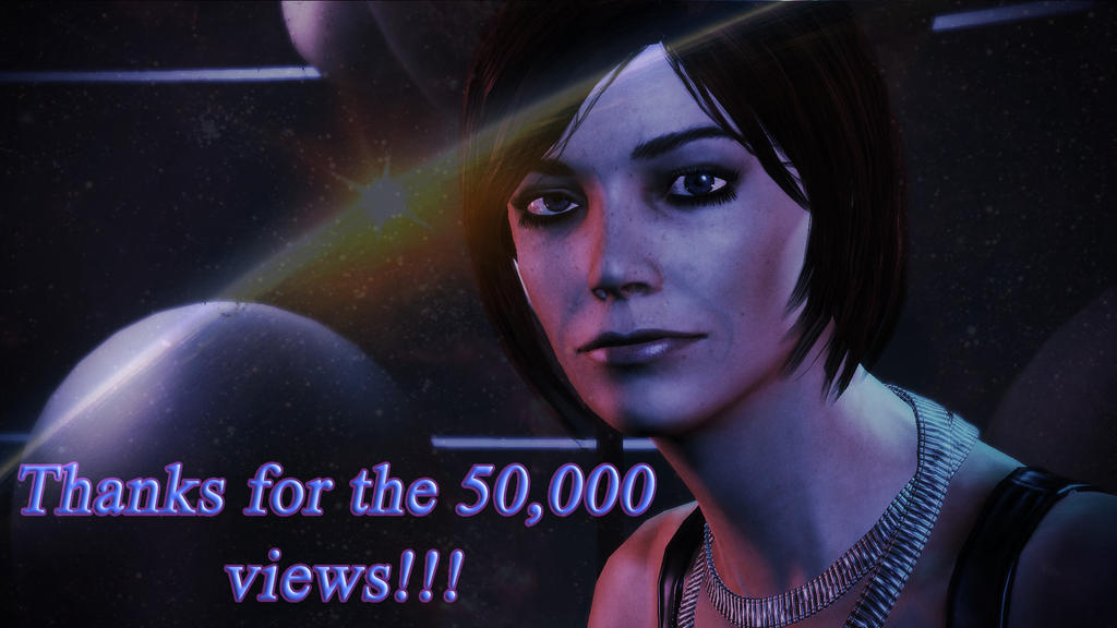 50,000 Views Thanks!!!