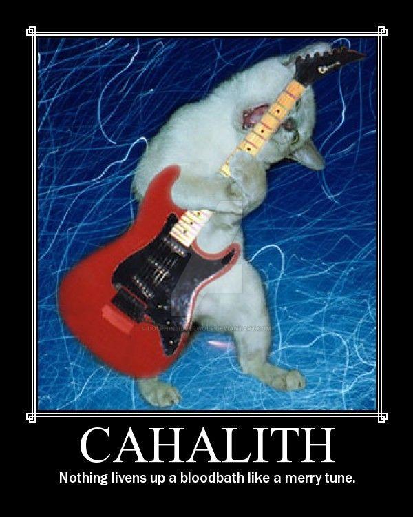 nWoD Kitten Motivator: Cahalith by DolphinSilverwolf