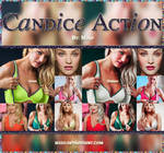 Candice Action.
