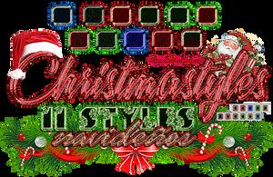 Christmastyles by Mjzo