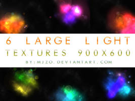 6 Large light textures.