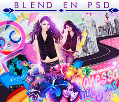 We Are Young  Blend PSD  by Mjzo