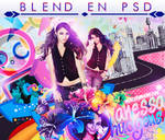 We Are Young |Blend PSD|