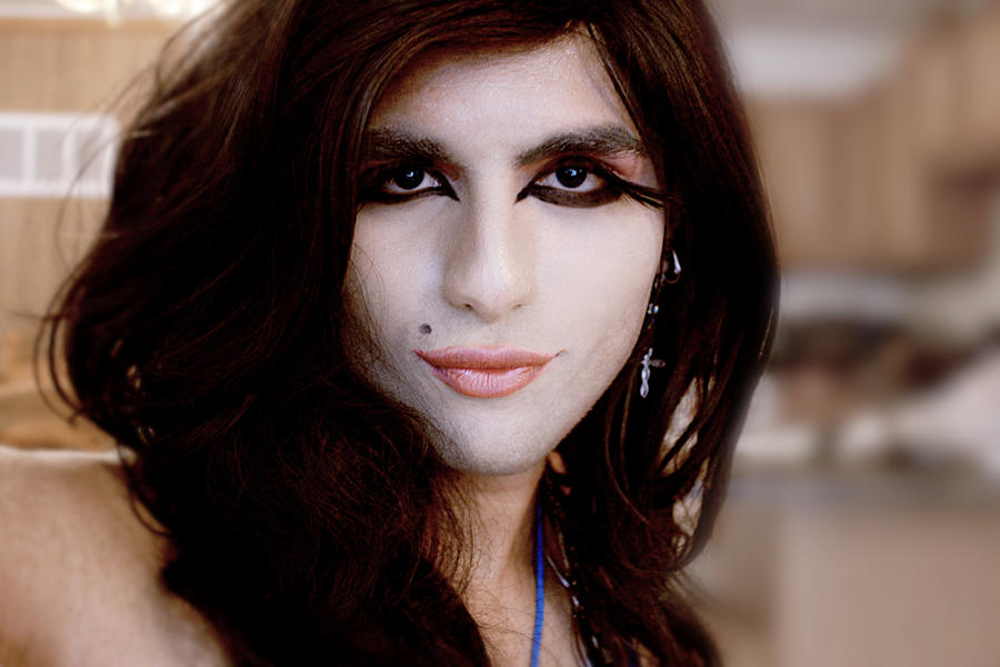 Drag Queen Model Face by ~Drag-mikahdowelli | Deviantart »