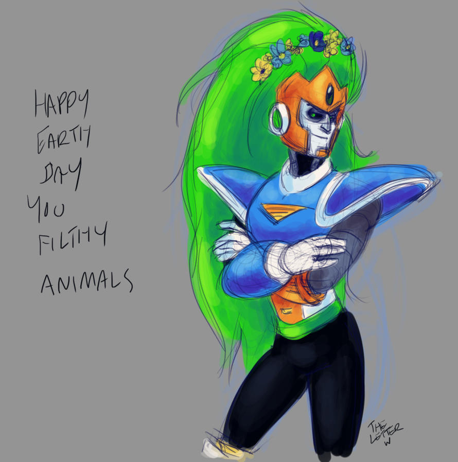 Earthday 2017 by The-Letter-W