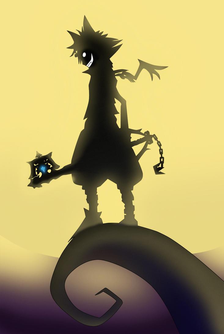 Sora in Halloween Town by Twero on DeviantArt