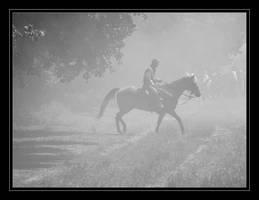Civil War Ghost by Mareluna
