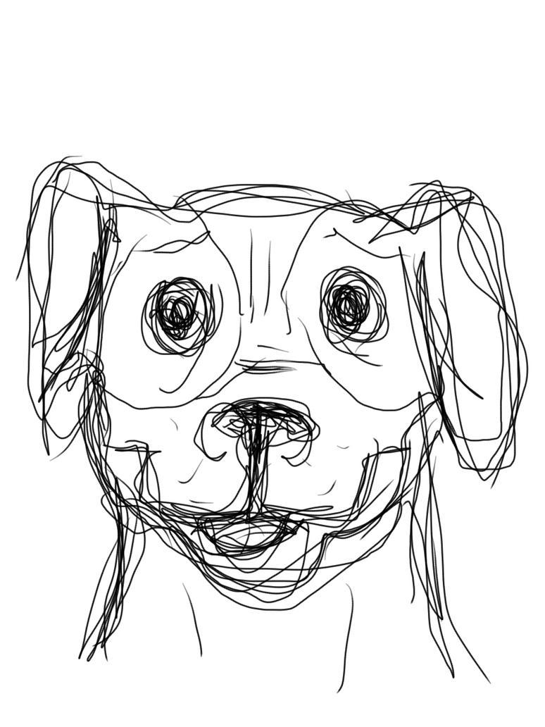 Dog by slayersa