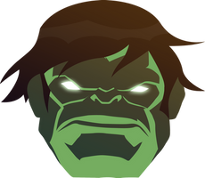 Hulk, The Incredible Avenger by L4nd0