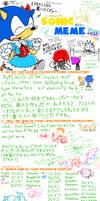 StH: Sonic Meme