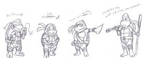 TMNT: With PoM Structure