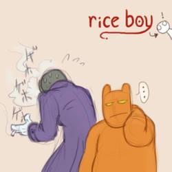 Rice Boy: T.O.E. and Calabash by Fuwa2-Kyara