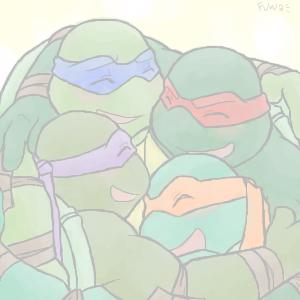 Group Hug by Fuwa2-Kyara