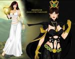 Persephone Queen of the Underworld
