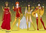 Super Warrior Queens