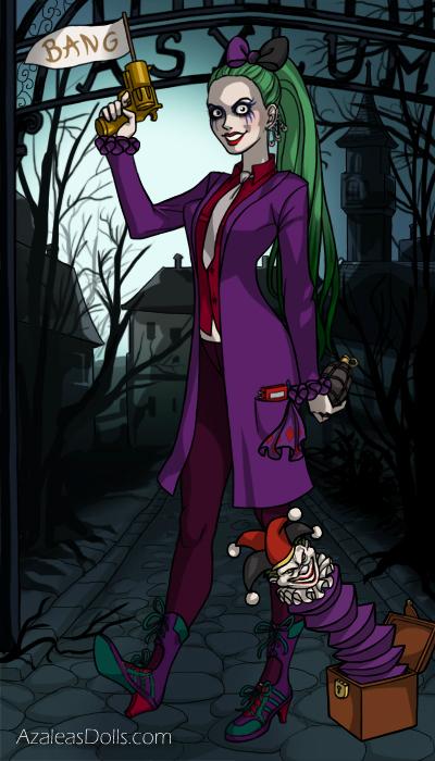 Lady Joker   Cosplay, Lady, Joker   Lady Joker