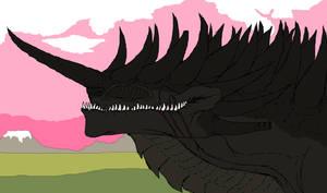 Gourokor'razhir: King of the Saurexe's by Redspets