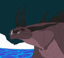 Raeijura, creature of the north by Redspets