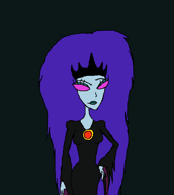 Queen Of The Black Pud...
