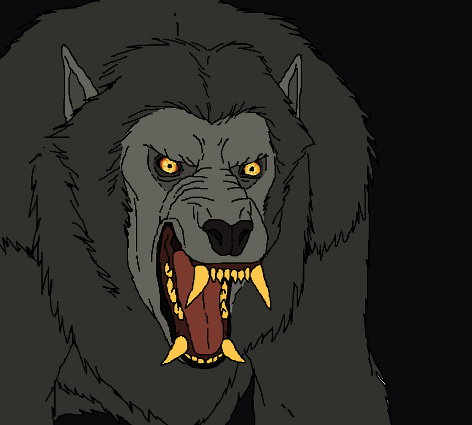 An American Werewolf In London by Redspets