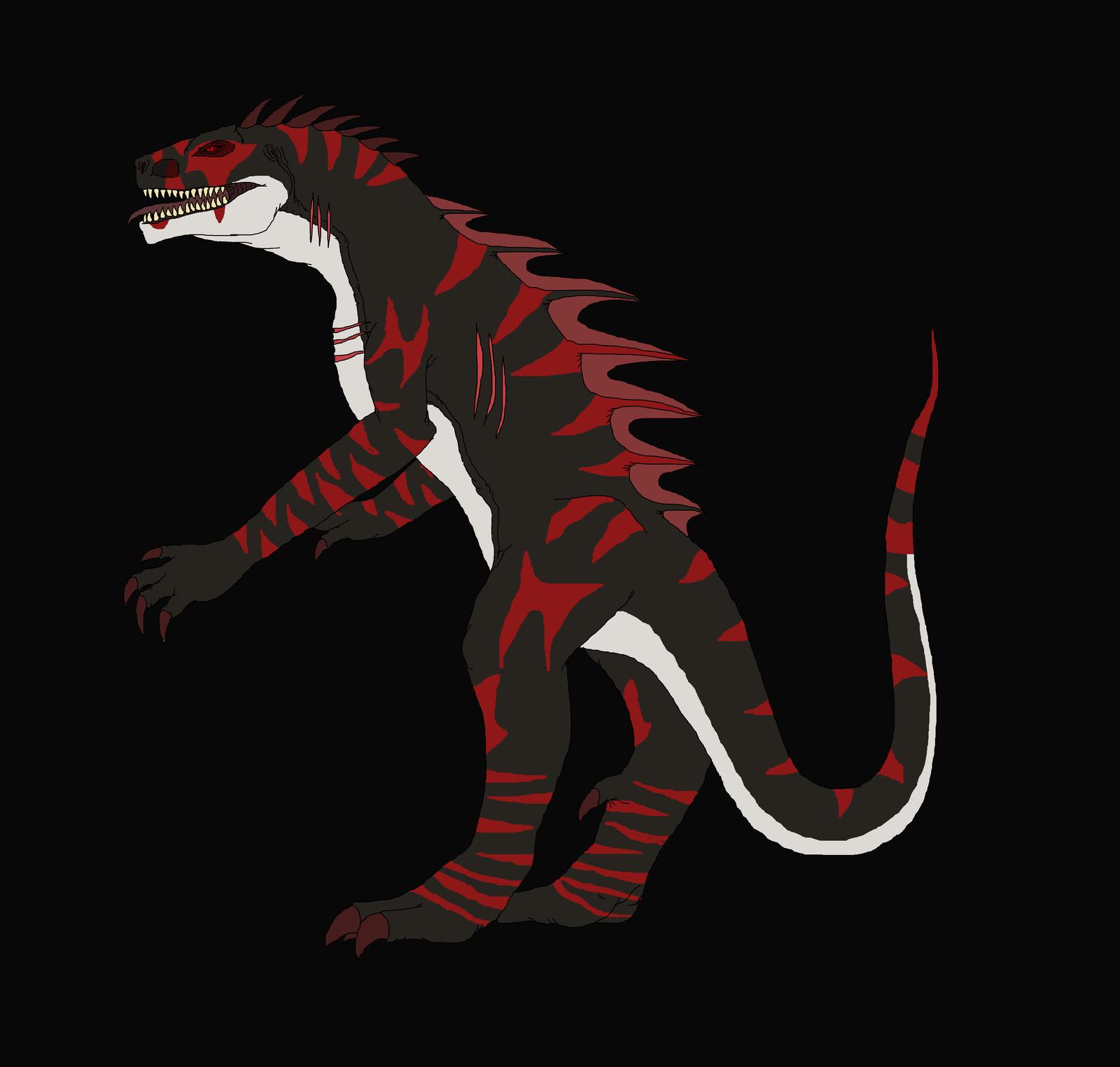 Drake's Ravik form by Redspets