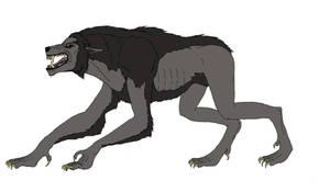 An American Werwolf In London New Design by Redspets