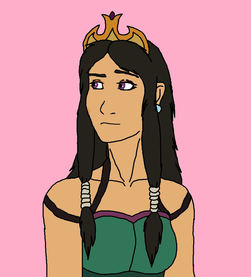 Princess Kasha Of The Sands by Redspets