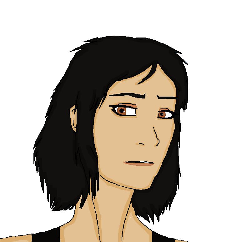 Human Ayla by Redspets