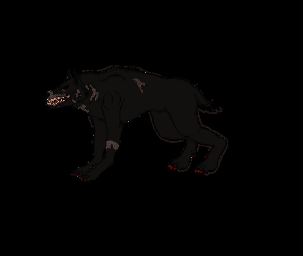 Blackpaw by Redspets