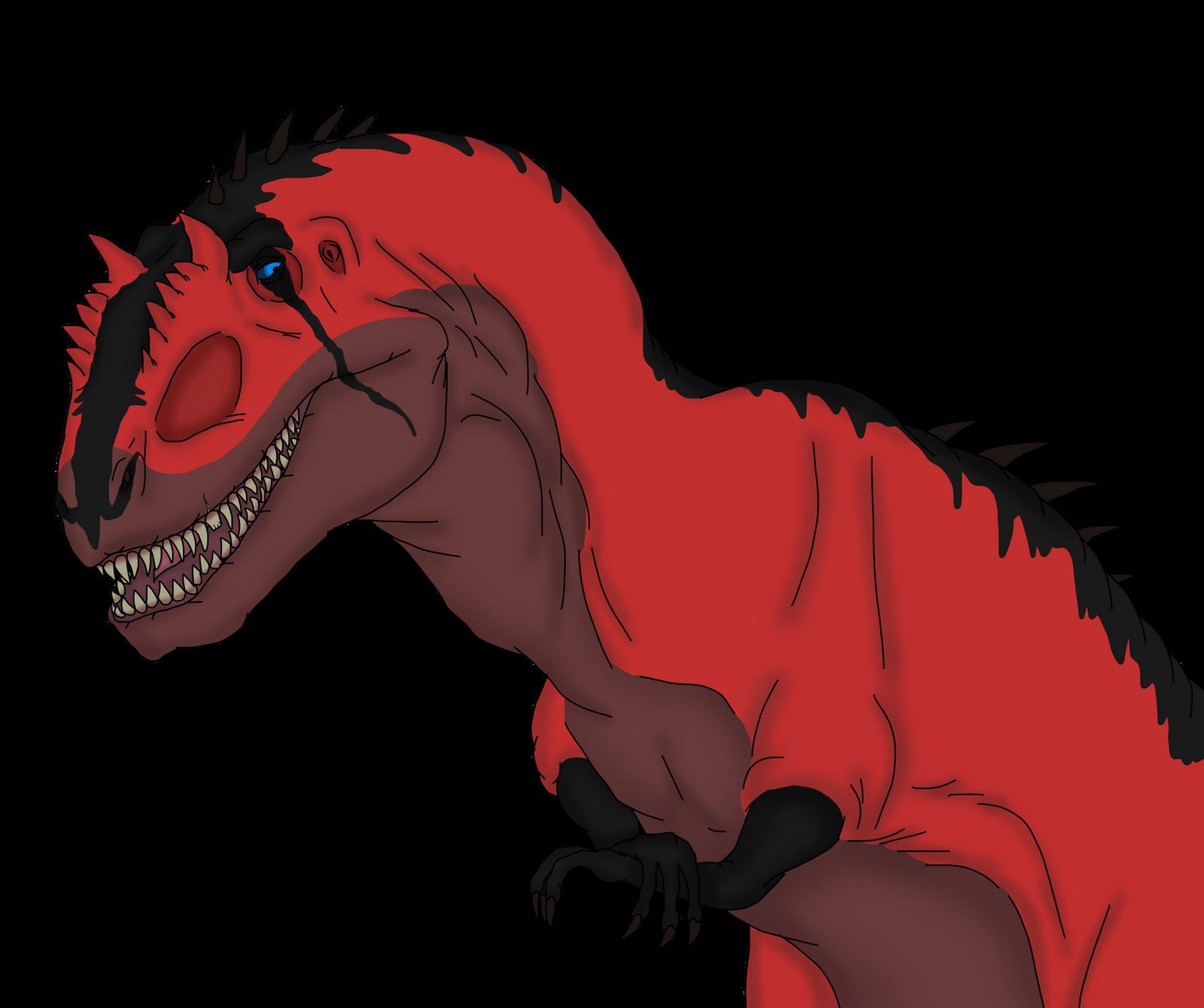 Dinosona again by Redspets