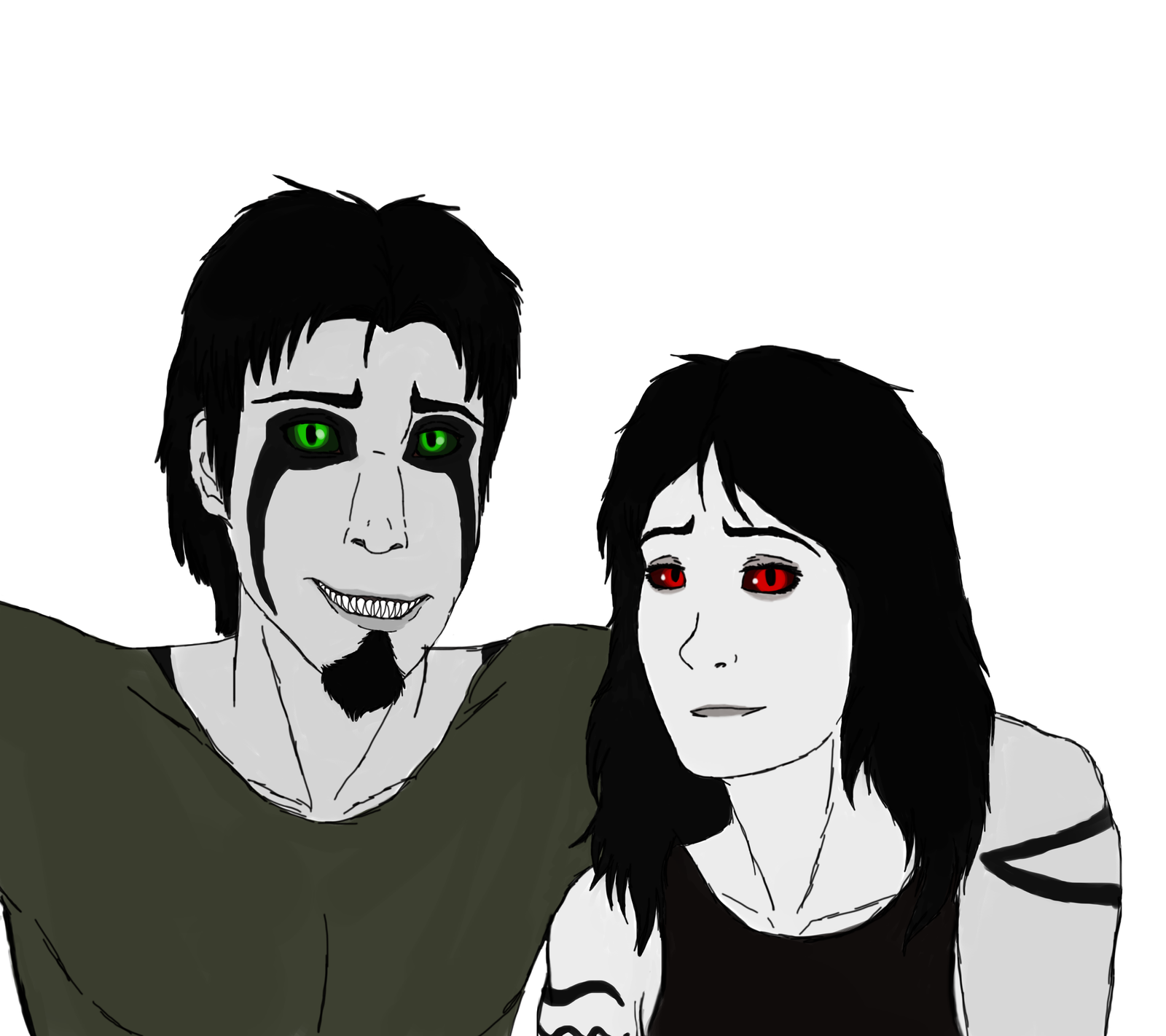 Siblings by Redspets