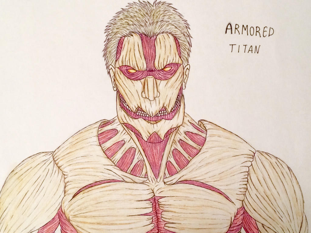 Armored titan by Redspets