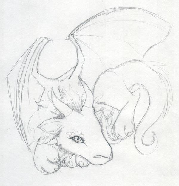 Baby Dragon By Kemurai6 On DeviantArt