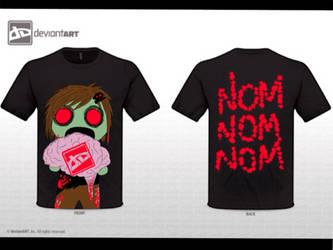 NomNom Zombie