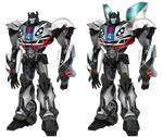 Transformers prime jazz