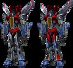 Starscream's original body style. (Tf prime)