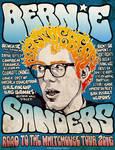 Bernie Sanders - Road To The Whitehouse Tour 2016