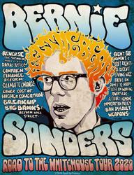 Bernie Sanders 2020 by JamCityComics