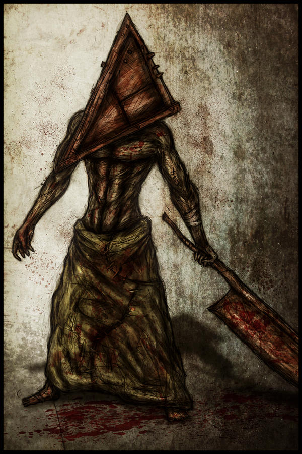 Pyramid Head by Eemeling
