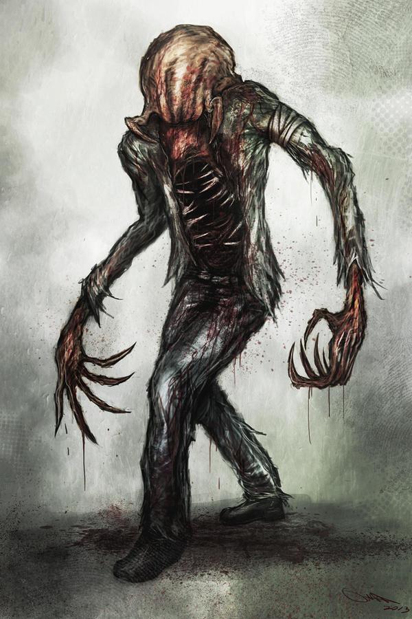 Headcrab Zombie by Eemeling