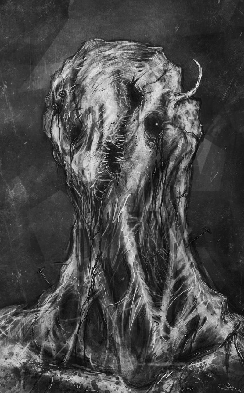 Agony by Eemeling
