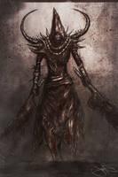 Cultist Demon by Eemeling