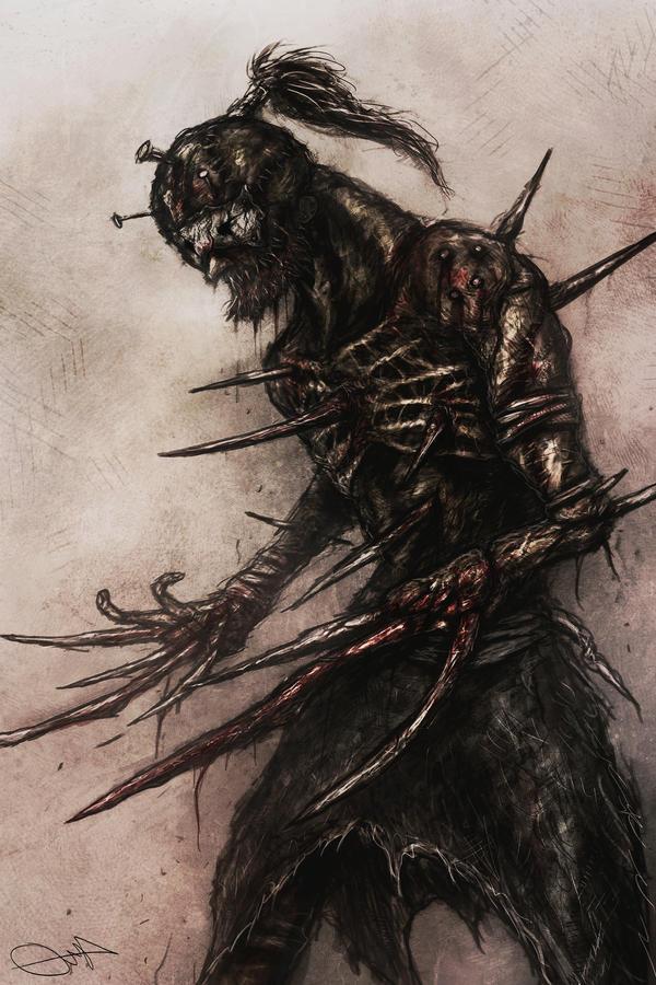 Warden by Eemeling