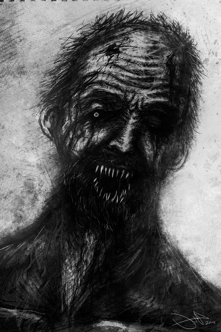 Old Man by Eemeling